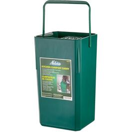 "13"" Plastic Kitchen Composter, with Filter thumb"