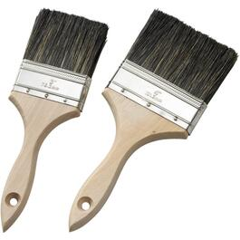 "2 Piece 3"" and 4"" Stain and Paint Brush Set thumb"