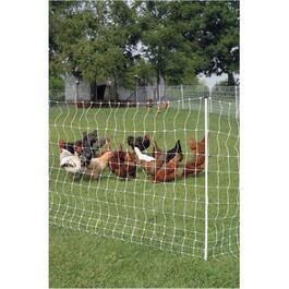 "48"" x 164' 12Wire Electric Fence Poultry Netting thumb"