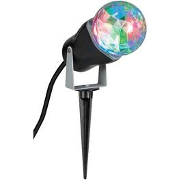 Multi Colour LED Kaleidoscope Spotlight thumb