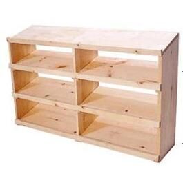 Pine Shoe Rack Project Package thumb