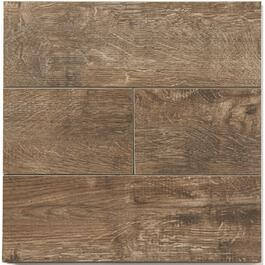 "18.60 sq. ft. 5.5"" x 48"" Settler Oak Heritage Laminate Plank Flooring thumb"