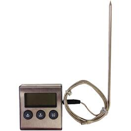 Digital Poultry Meat Thermometer thumb