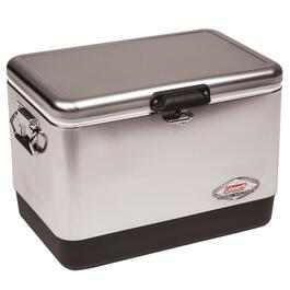 54 Quart Stainless Steel Chest Cooler thumb