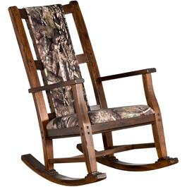 Santa Fe Wood Rocker thumb