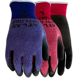 Ladies Size Large Thin Lizzy Garden Gloves, Assorted Colours thumb