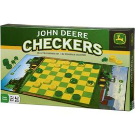 John Deere Checkers Game thumb
