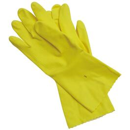 6 Pairs Large Latex Household  Gloves thumb