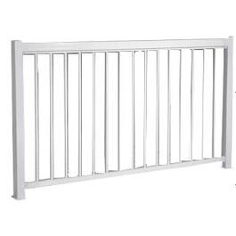6' Aluminum Straight Picket Railing Package thumb