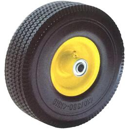 "300lb Rated 10"" Polyurethane Wheel, for Hand Truck thumb"