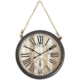 "20"" Round Altea Wall Clock, with Rope thumb"