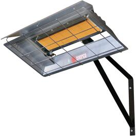 25,000 BTU Natural Gas Workshop Radiant Heater thumb
