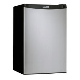 4.3 cu.ft. Black/Stainless Steel Compact Energy Star Fridge thumb