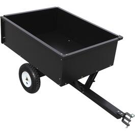 10Cu.Ft. 500lb Steel Dump Cart thumb