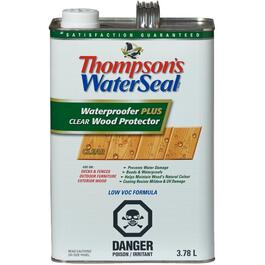 3.78L Clear Low-VOC Wood Protector thumb