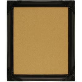 "20"" x 24"" Wood Frame Cork Board, Assorted Frame Colours thumb"