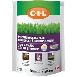 4kg Sun and Shade Mix Grass Seed thumb