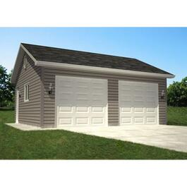 Drywall Option Package, for 24' x 22' Garage thumb