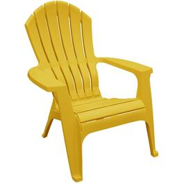 Honey Gold Stacking Ergonomic Adirondack Chair thumb
