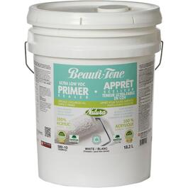 18.2L Natura White Interior/Exterior Latex Primer Sealer thumb