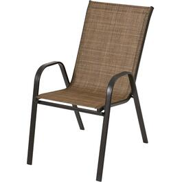 Hudson Stacking Sling Dining Chair thumb