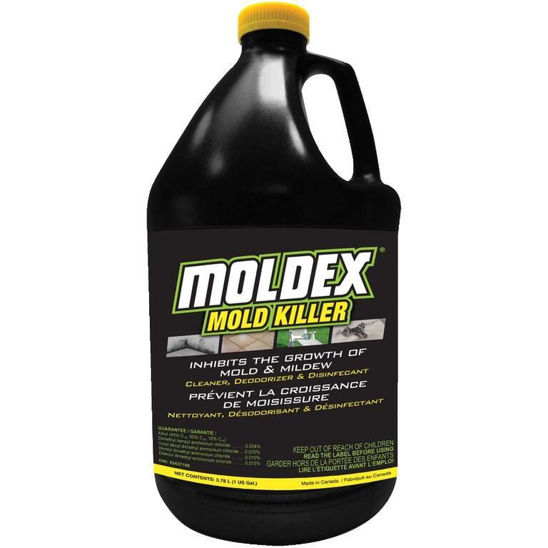 MOLDEX 3 78L Moldex Mold Killer Cleaner