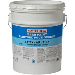 18.2L Barn Red Exterior Latex Barn Paint thumb