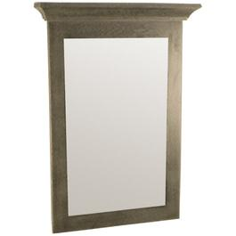 "30"" x 37-5/8"" Burlington Shaker Grey Wall Mount Mirror thumb"