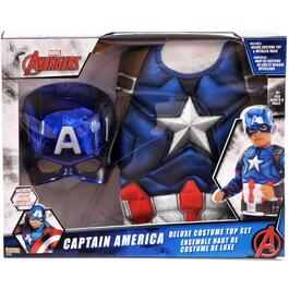Avengers Costume Dress Up Set, with Metallic Mask thumb