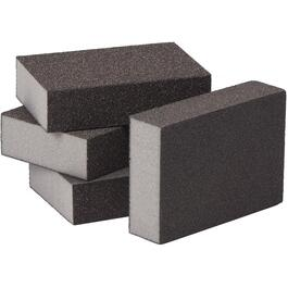 4 Pack Fine and Medium Sanding Block thumb