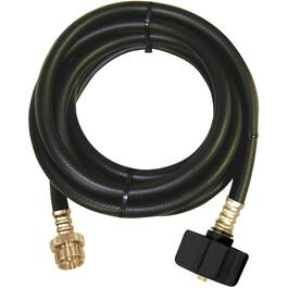 "96"" Liquid Propane Barbecue Hose and Adapter, with Quick Connect Coupling thumb"