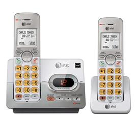 2 Pack Dect 6.0 Cordless Answerphones thumb
