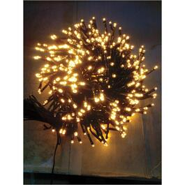 700 LED Warm White 5mm Light Set, for Tree thumb
