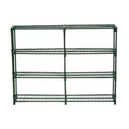 "72"" x 18"" Greenhouse Shelf Kit thumb"