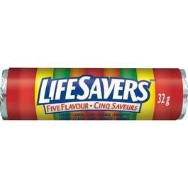 32g 5 Flavour Lifesavers Candy thumb