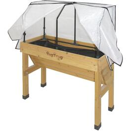 Small Wall Hugger Greenhouse Cover thumb