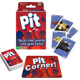 Pit Card Game thumb