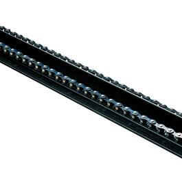 8' Chain-Drive Structural Steel Rail Extension Kit thumb
