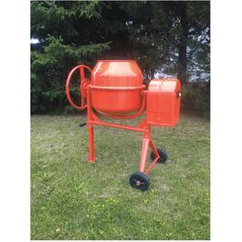 3/4 HP 4.5cu/ft Cement Mixer thumb