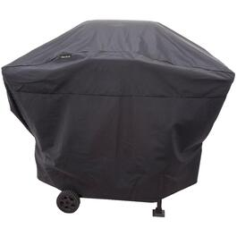 "52"" X 40"" X 23"" PVC Barbecue Cover, with Polyester Backing thumb"