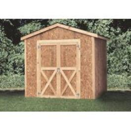 8' x 10' Basic Stick Built Gable Shed Package thumb