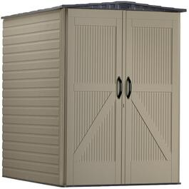 4' x 6' Large Roughneck Vertical Storage Shed thumb