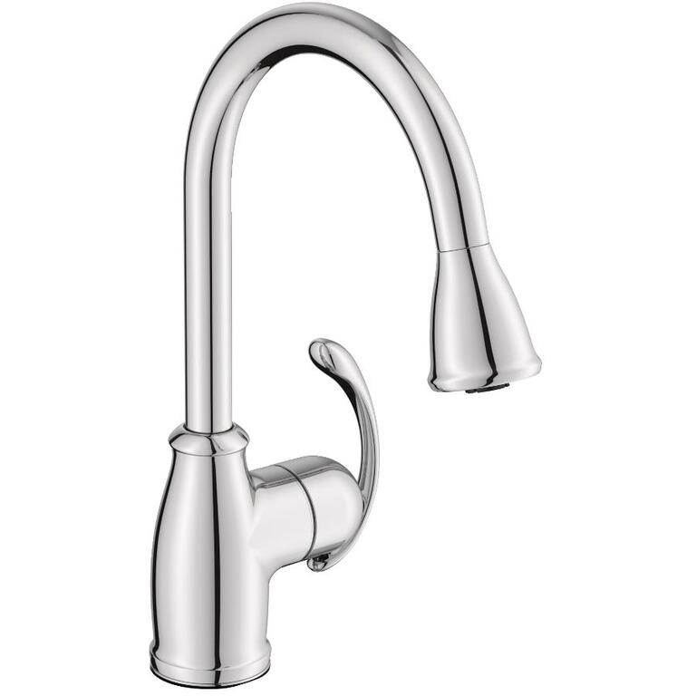 Terrace Chrome Pulldown Kitchen Faucet - Home Hardware