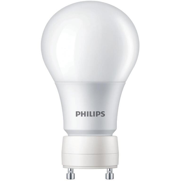 Philips 95w A19 Gu24 Base Bright White Led Light Bulb Home