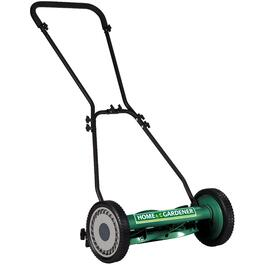 "5 Blade 18"" Push Reel Lawn Mower thumb"
