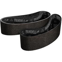 "8"" x 19"" 100 Grit Floor Sanding Belt thumb"