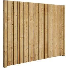 5' Pressure Treated Columbia Privacy Fence Package thumb