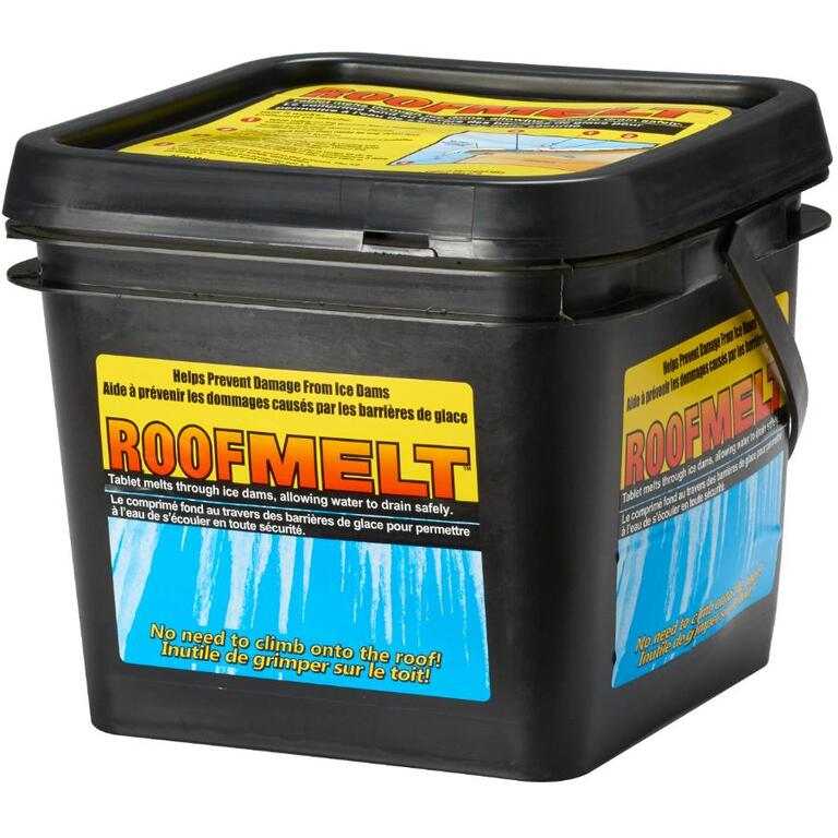 Roofmelt 60 Piece Roof Ice Melt Tablets Home Hardware Canada