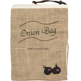"11"" x 15"" Reusable Onion Storage Bag thumb"