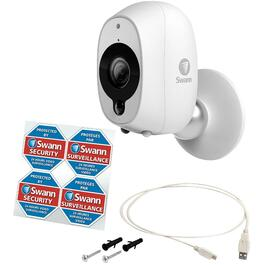 1080p Wire-Free Indoor/Outdoor Security Camera thumb